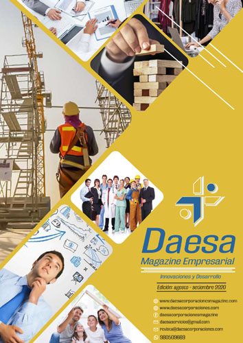 Daesa Magazine Agosto y Setiembre