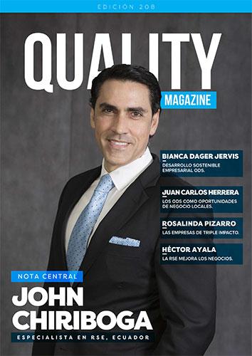 Quality Edición 208